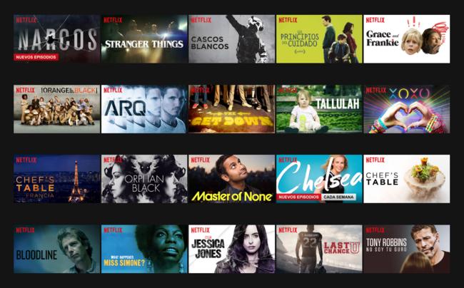 El nuevo objetivo de Netflix es que el 50% de su catálogo sea contenido propio, ¿por qué?
