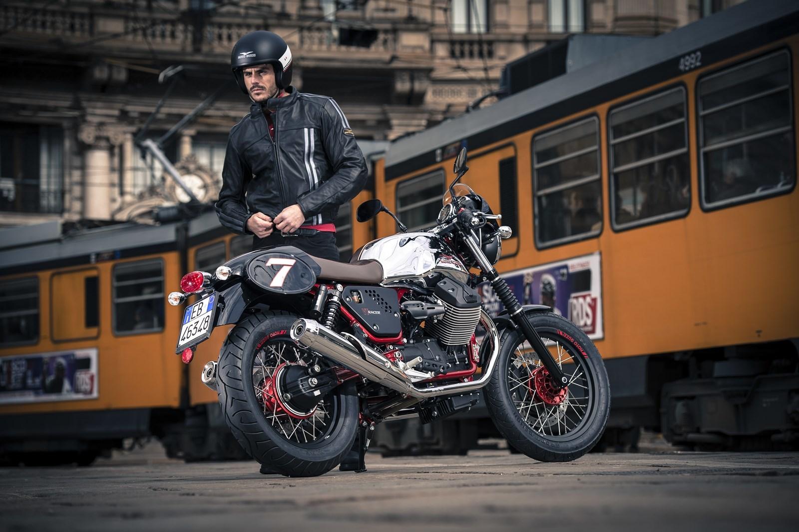 Foto de Moto Guzzi V7 Racer (23/49)