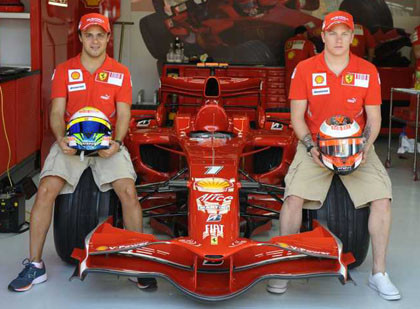 Ferrari podría estrenar alerón delantero en Bahrein