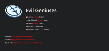 Evil Genuises