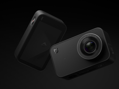 Oferta Flash: Xiaomi Mi Action Camera 4K por 82,44 euros y envío gratis