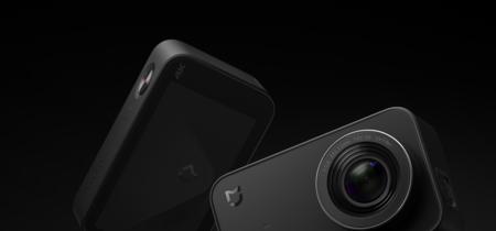 Oferta Flash: Xiaomi Mi Action Camera 4K por 82,44 euros y envío gratis