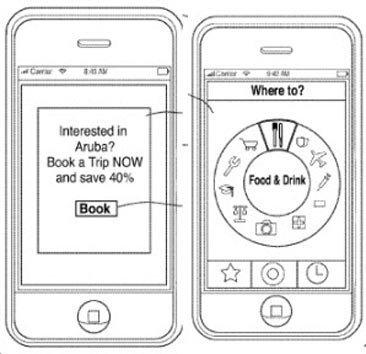 Apple patenta aplicaciones sobre viajes y moda... ¿estamos locos?