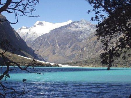 El espectáculo turístico de los lagos de Perú