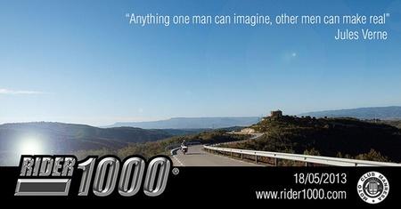 Rider1000: mil kilómetros por las carreteras de Catalunya