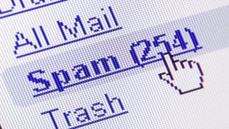 El 90% de los correos electrónicos que se envían a diario son spam