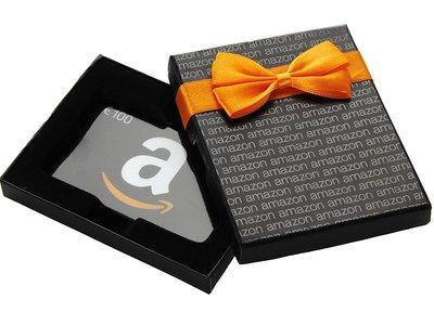 Amazon te regala 5 euros para tu próximo pedido al comprar 25 euros en Cheques Regalo
