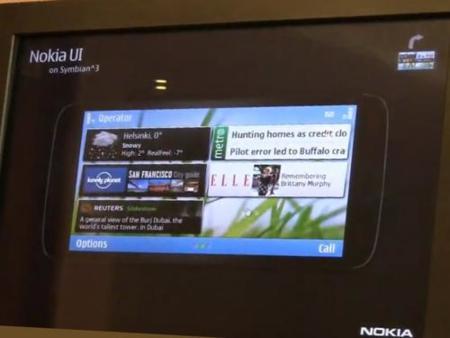 Nokia realiza una nueva demostración de Symbian^3