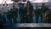 Assassin's Creed Syndicate saca todo su atractivo cinematográfico en busca de tu aprobación [E3 2015]