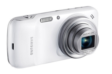Samsung Galaxy S4 Zoom disponible en México