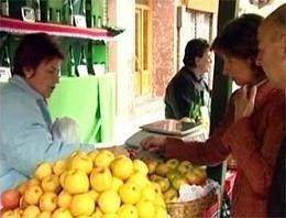 Feria de Miraballes, lo mejor de la huerta vizcaína