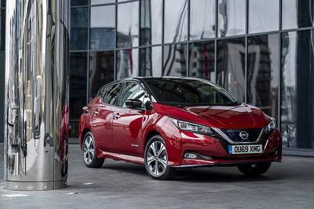 Más de 2 mil vehículos Nissan LEAF se unirán a la flota de Uber en Londres