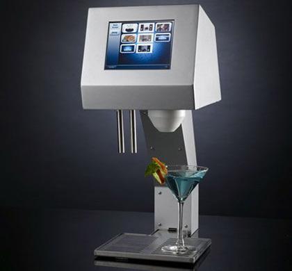 MyFountain, el camarero robótico