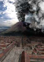 """'Pompeya' se suspende indefinidamente: el Vesubio """"congelado"""""""