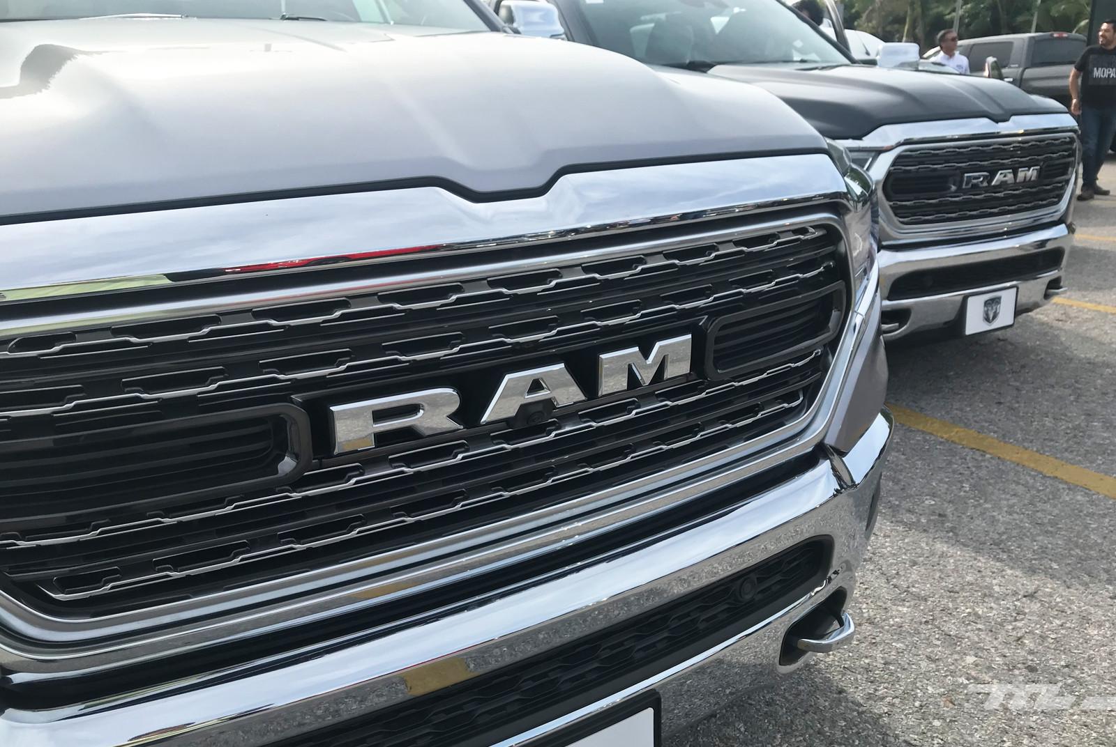 RAM 1500 Limited 4x4 2019