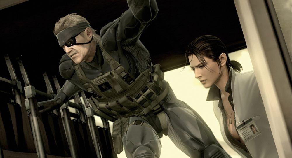 Foto de Metal Gear Solid 4 - Marzo 2008 (2/6)