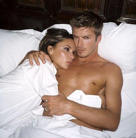 A Victoria Beckham no se le rompe el amor