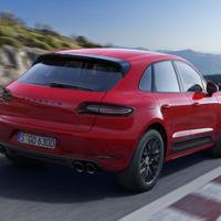 Porsche Macan GTS 2016: con algo más de potencia y gadgets en el interior