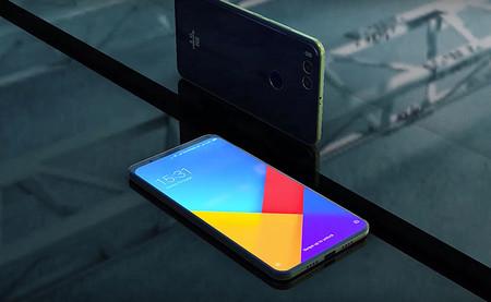 Xiaomi Mi 7 Filtracion Diseno