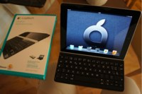 Ultrathin Keyboard Cover de Logitech, teclado ultrafino para iPad: A Fondo