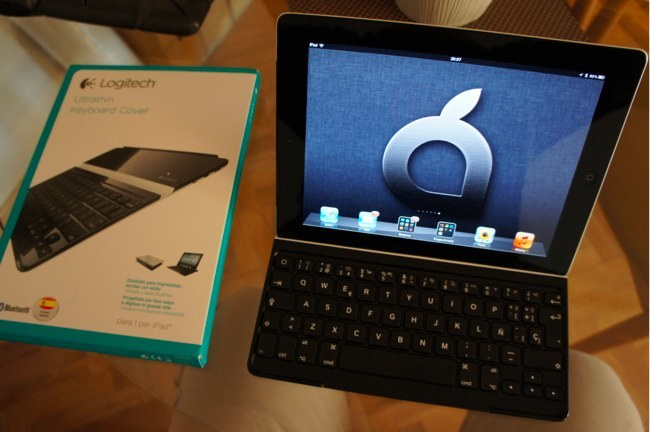 Ultrathin Keyboard Cover de Logitech, lo revisamos en Applesfera