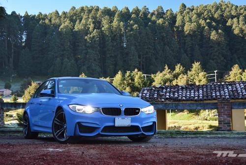 Probamos el BMW M3, una explosión de emociones al sabor de la tradición ///M