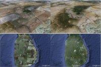 """Google Earth 6.2 actualiza los mapas para evitar el """"efecto mosaico"""" de sus fotografías"""