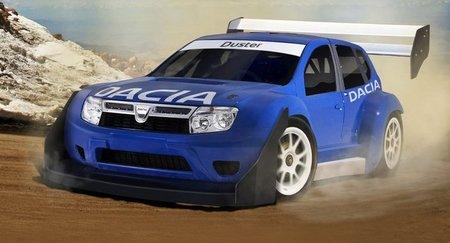 Curiosidades en Competición: un Dacia Duster para Pikes Peak