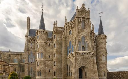 El Palacio episcopal de Gaudí en Astorga