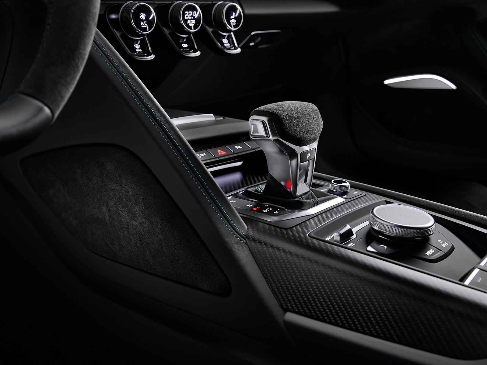 Foto de Audi R8 Green Hell (17/25)