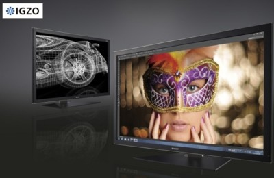 Sharp nos presenta su pantalla de 32 pulgadas con resolución 4K2K