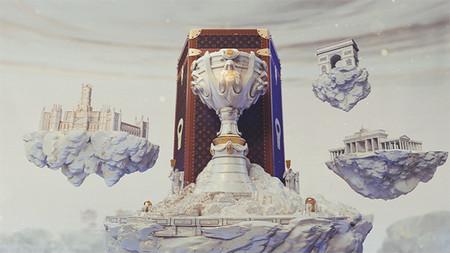 Louis Vuitton Colabora En Lol En El Campeonato Mundial De League Of Legends