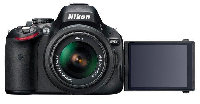 nueva Nikon D5100