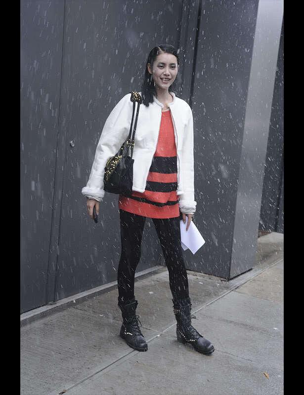 Foto de Liu Wen, una modelo china haciendo historia (15/20)