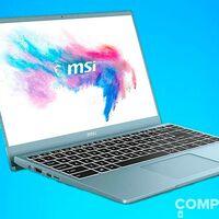 Este potente portátil nunca ha costado tan poco en Amazon: MSI Modern 14 B10RBSW-064XES por 799 euros