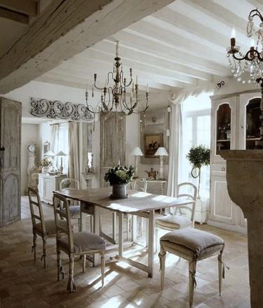 7 claves para llevar el estilo romántico a tu casa