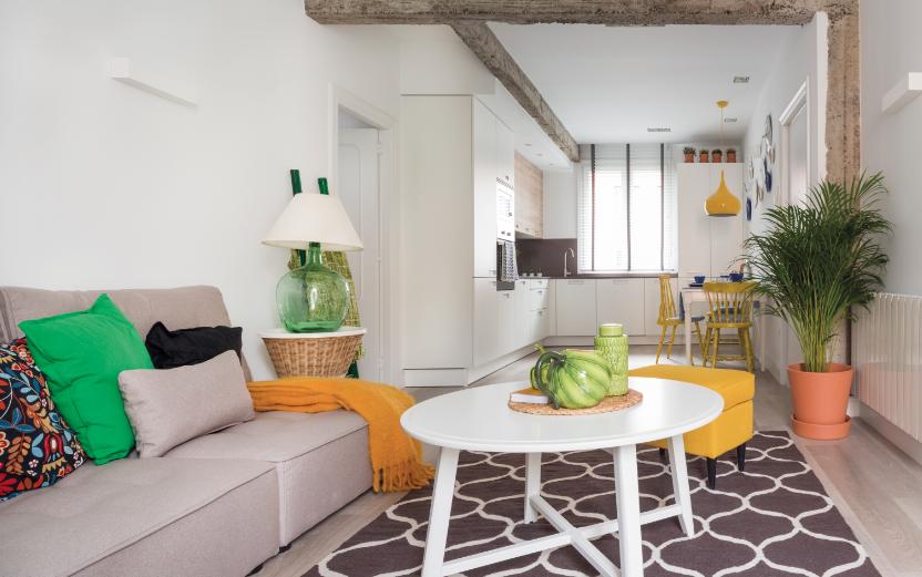 Moderno fresco y muy alegre un hogar para una familia - Natalia zubizarreta interiorismo ...