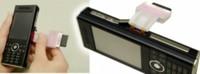 Adaptador de tarjetas SD a MiniSD