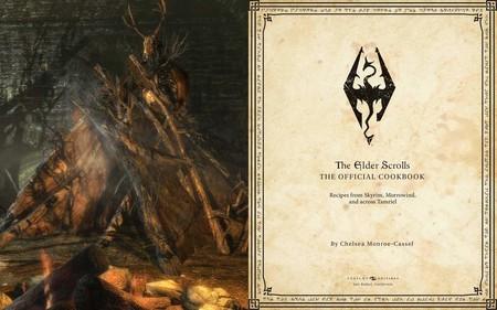 The Elder Scrolls te permitirá sacar el chef que llevas dentro con su propio libro de cocina oficial