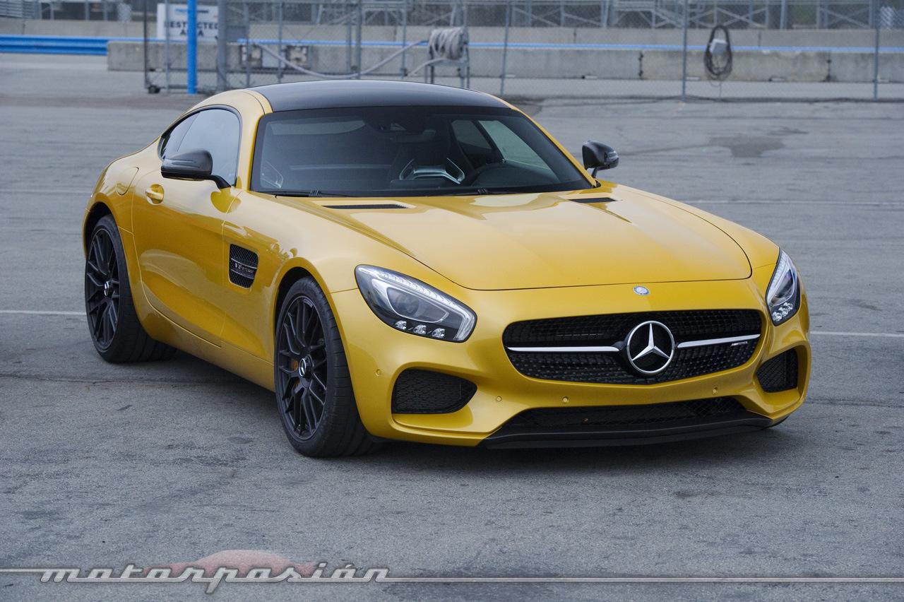 Foto de Mercedes-AMG GT, toma de contacto (1/38)