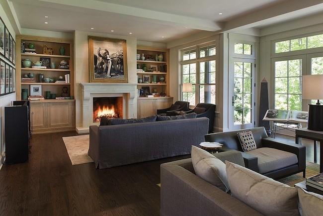 Bruce Willis Living Room