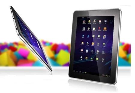 El tablet español U97 ya tiene Android 4.0
