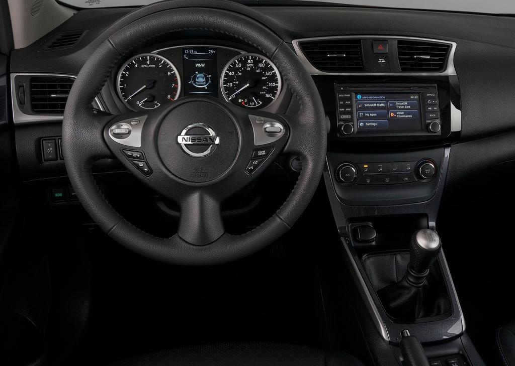 Nissan Sentra Sr Turbo 11 14