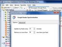 Ya está disponible la sincronización con Google Reader en FeedDemon