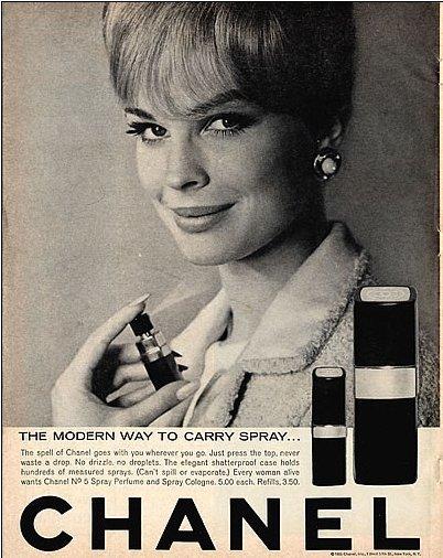Chanel No. 5 - 1966