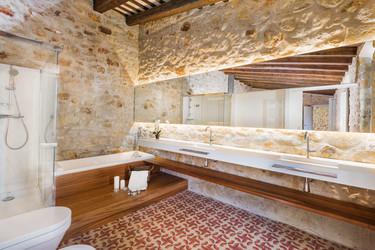 ¡Descubre nuevas ideas! modalidades para proyectos de baños que hemos visto en Instagram