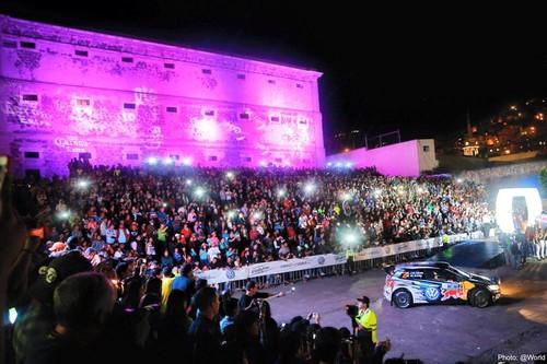 Arrancó el Rally México y así termina el primer día de actividades