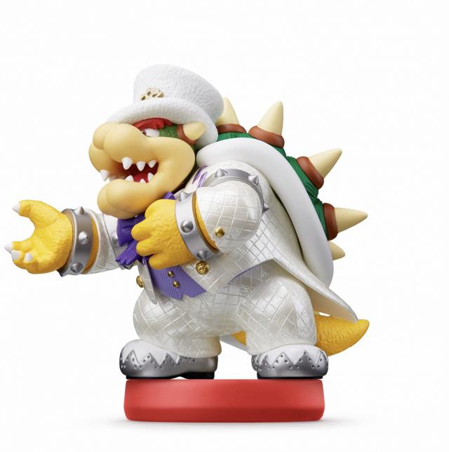 Foto de amiibo de Super Mario Odyssey (1/3)