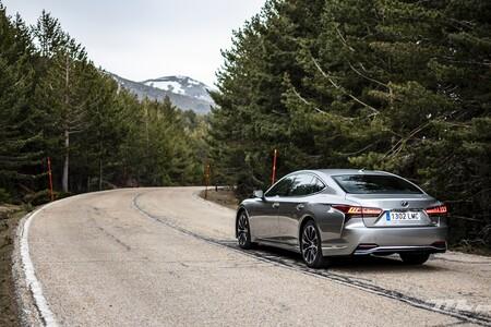 Lexus Ls 500h 2021 Prueba 032