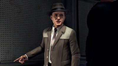 'L.A Noire', su tecnología de reconocimiento facial se llevará a todo el cuerpo